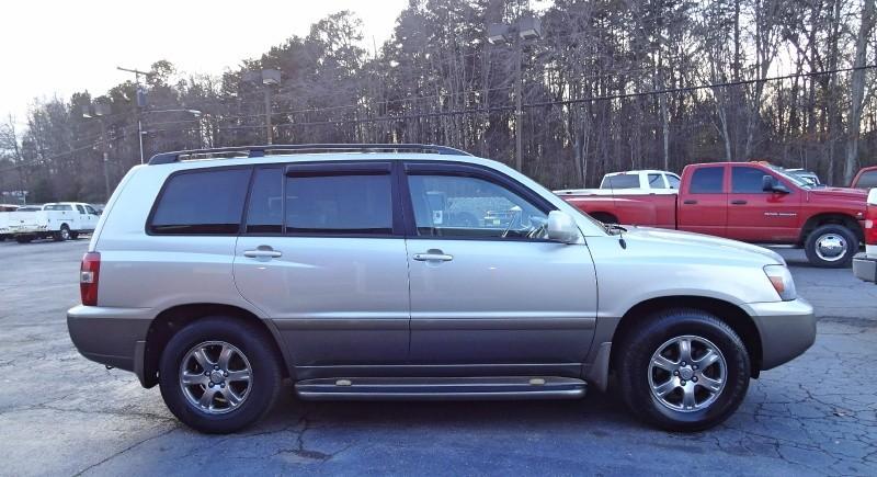Toyota HIGHLANDER 2004 price $6,650