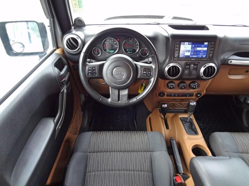 Jeep WRANGLER 2011 price $19,600
