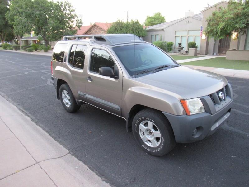 Nissan Xterra 2006 price $5,500 Cash