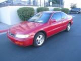 Honda Accord Cpe 1997