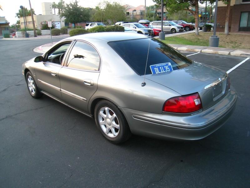 Mercury Sable 2003 price $3,295 Cash