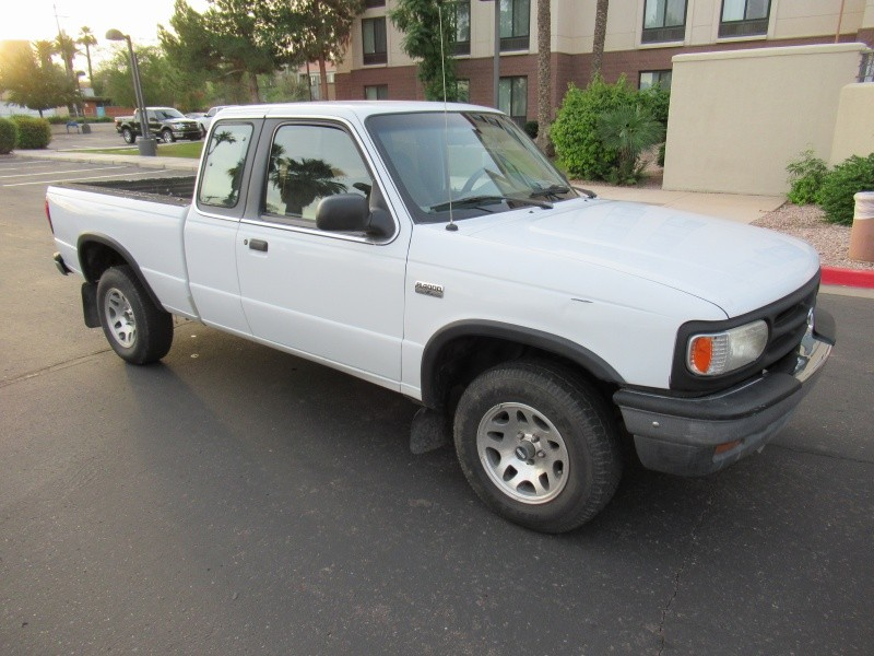 Mazda 4WD B-Series Pickup 1997 price $3,850 Cash