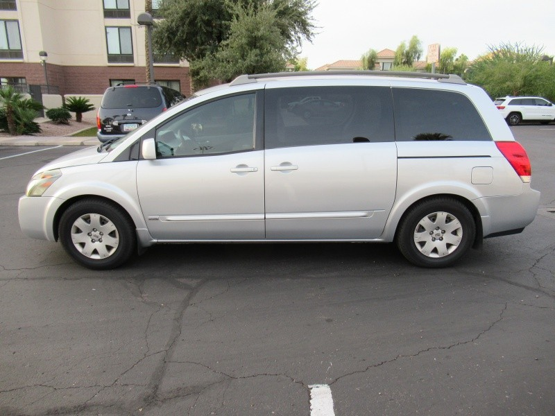 Nissan Quest 2006 price $4,600 Cash