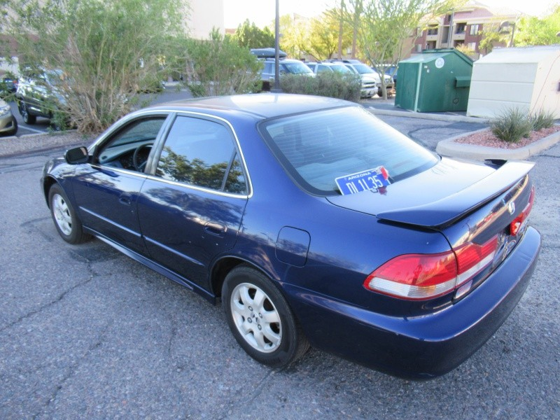 Honda Accord Sdn 2002 price $3,200 Cash