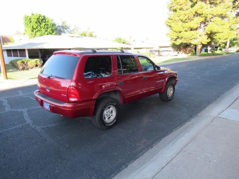 Dodge Durango 1998 price $3,800 Cash