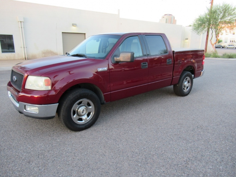 Buy Here Pay Here Phoenix >> 2004 Ford F 150 Supercrew 139 Xlt Venado Auto Sales Buy