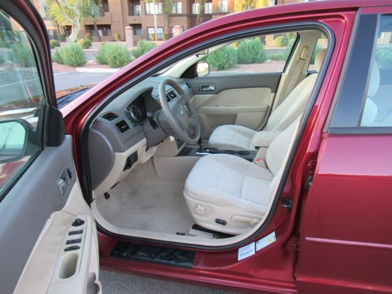 Ford Fusion 2007 price $3,900 Cash