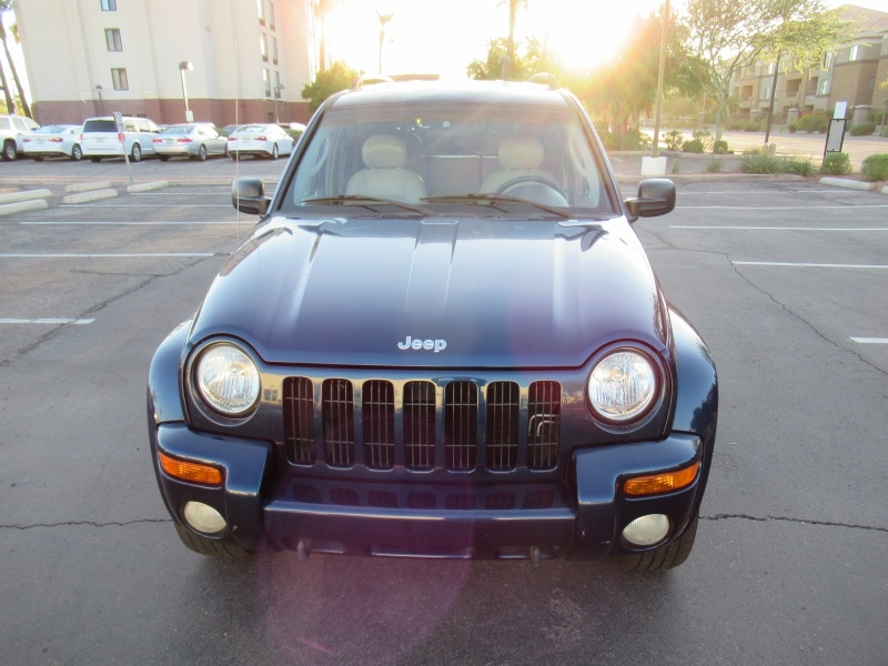 Jeep Liberty 2002 price $4,699 Cash