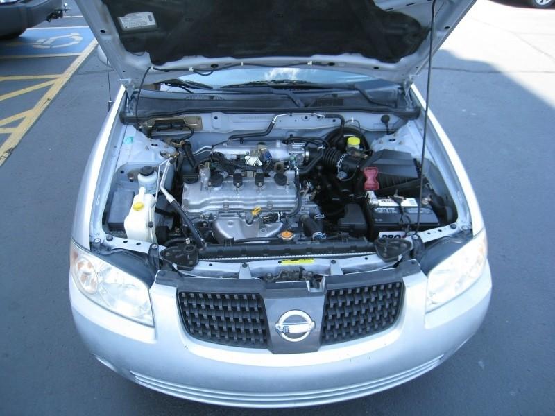 Nissan Sentra 2004 price $3,795
