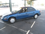 Saturn SL 4dr Sedan 2002