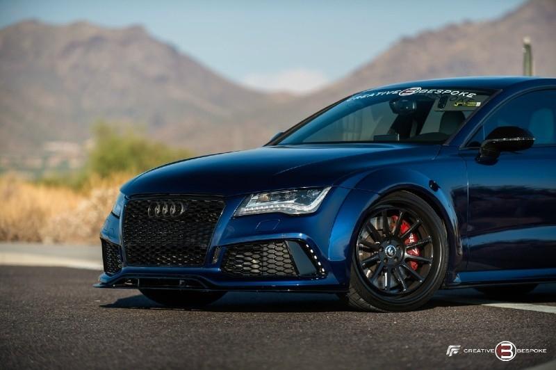 2013 Audi S7 4dr Hb Prestige Prior Design Wide Body 550 Hp Auto