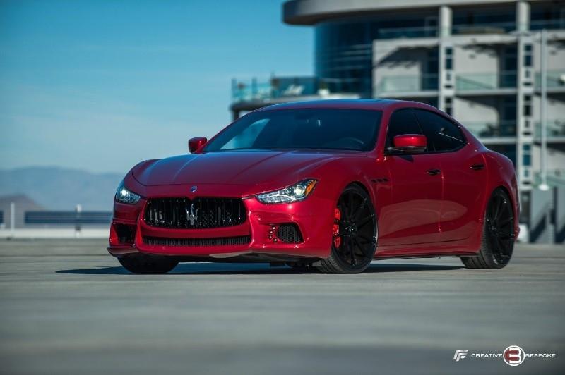 Maserati Ghibli Price >> 2016 Maserati Ghibli Wald Blk Bison Edition 4dr Sdn S Q4