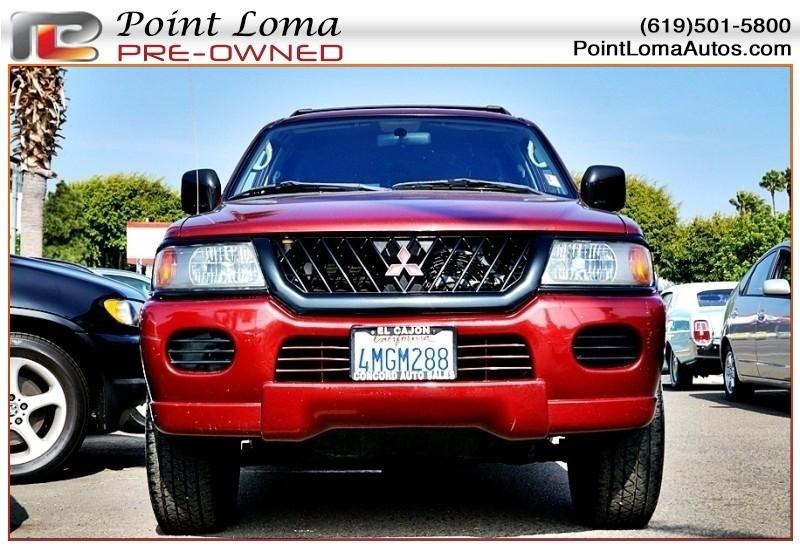 Mitsubishi Montero Sport 2000 price $3,995