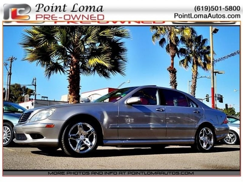 Mercedes-Benz S-Class S500 Sport Package 2005 price $8,995