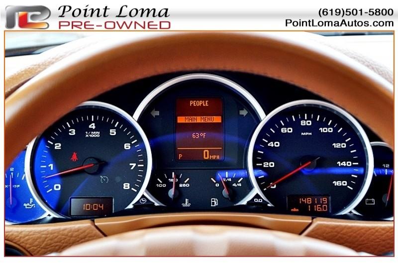 Porsche Cayenne S 2005 price $12,995
