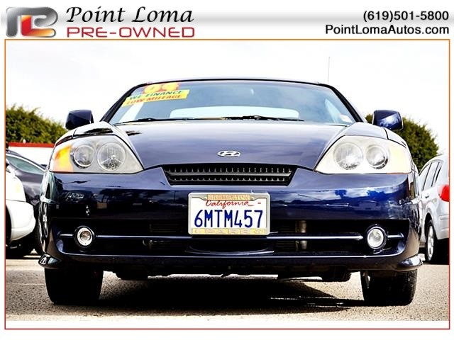 Hyundai Tiburon GT V6 2004 price $4,995