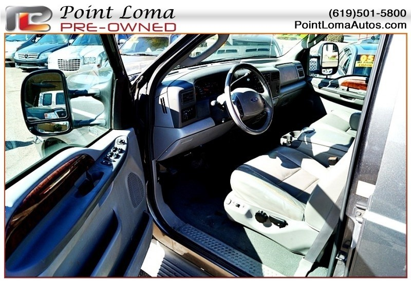 Ford Super Duty F-350 SRW Crew Cab Diesel 2004 price $12,995