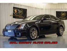 Cadillac CTS-V Sedan 2014
