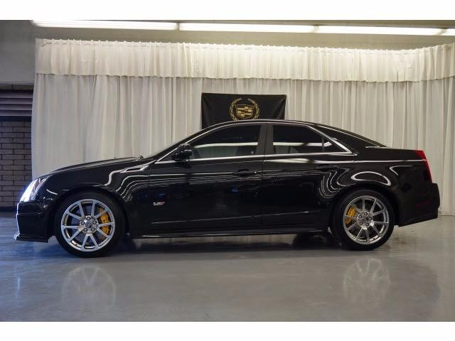 Cadillac CTS-V Sedan 2014 price $111,709