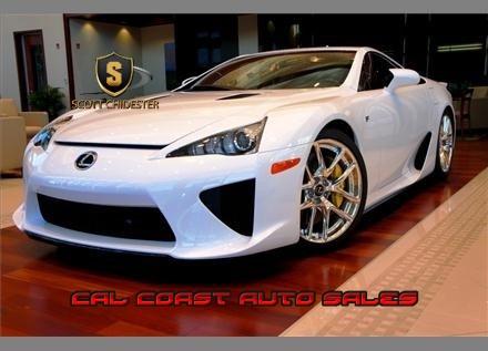 Lexus LFA 2012 price $400,299