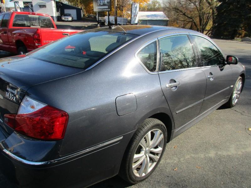 2009 Infiniti M35 4dr Sdn Awd Inventory Mass Auto
