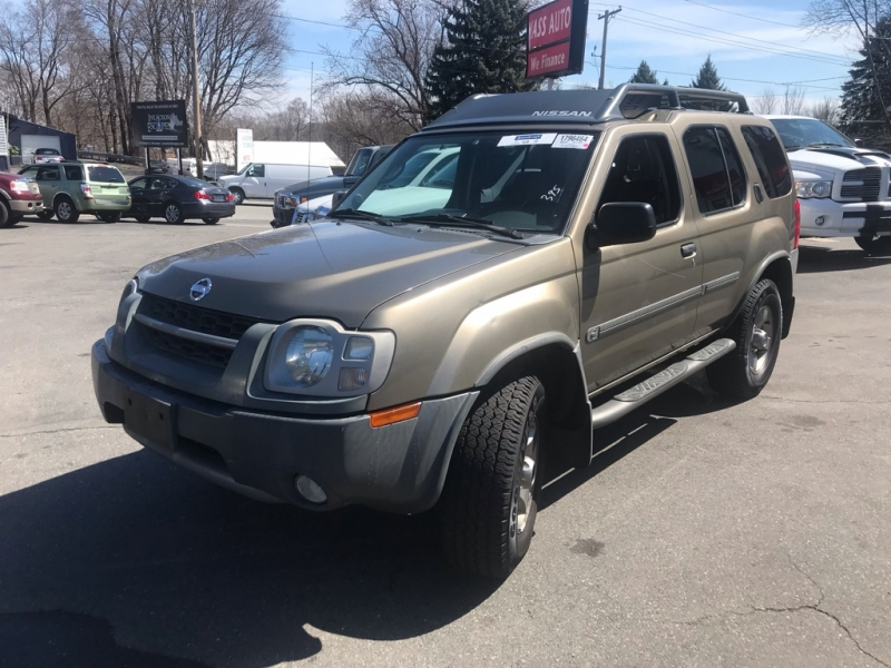 Nissan Xterra 2002 price $3,995 Cash