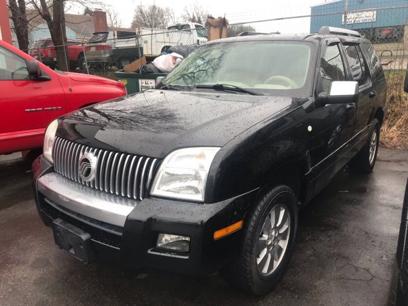 Mercury Mountaineer 2006 price $3,995 Cash