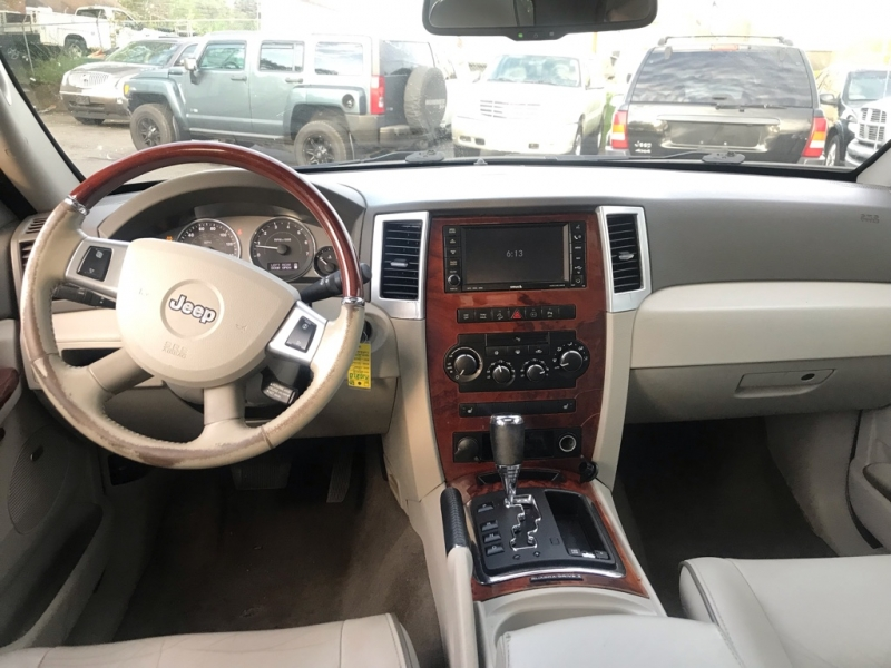 Jeep Grand Cherokee 2008 price $7,995 Cash