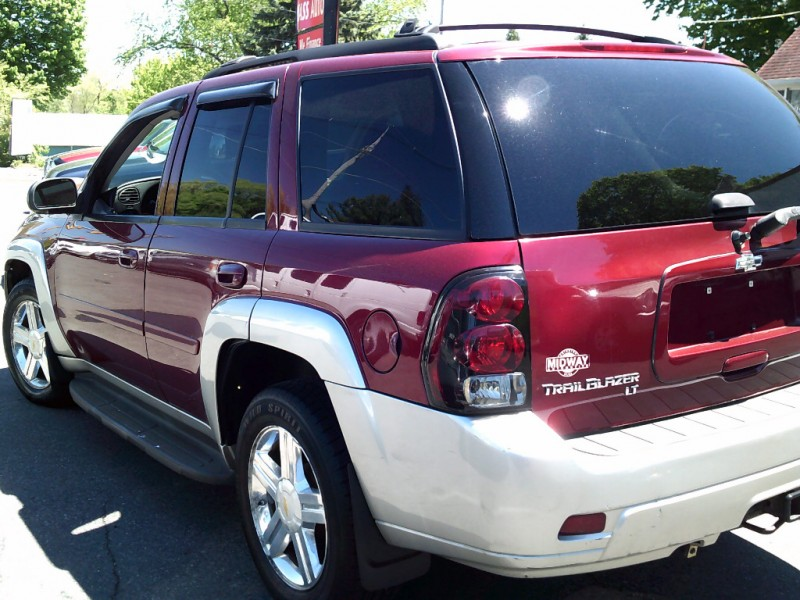Chevrolet TrailBlazer 2008 price $5,995 Cash