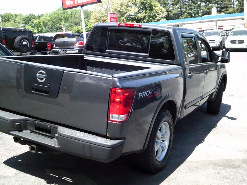 Nissan Titan 2008 price $6,495 Cash