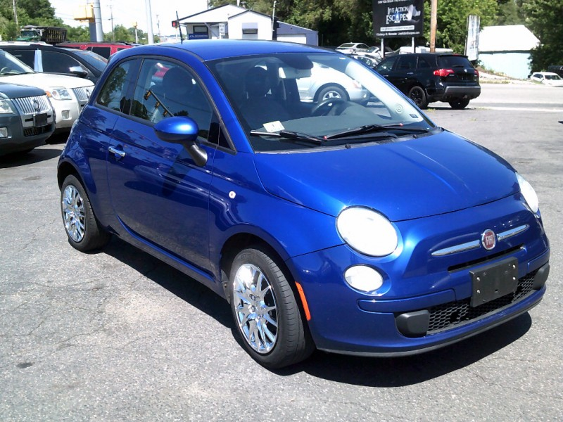 Fiat 500 2013 price $2,700 Cash