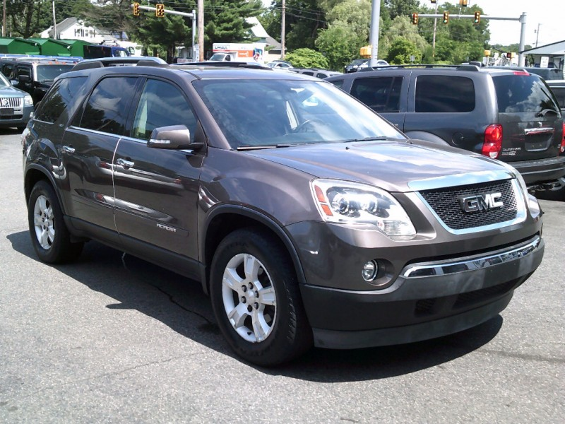GMC Acadia 2007 price $7,995 Cash
