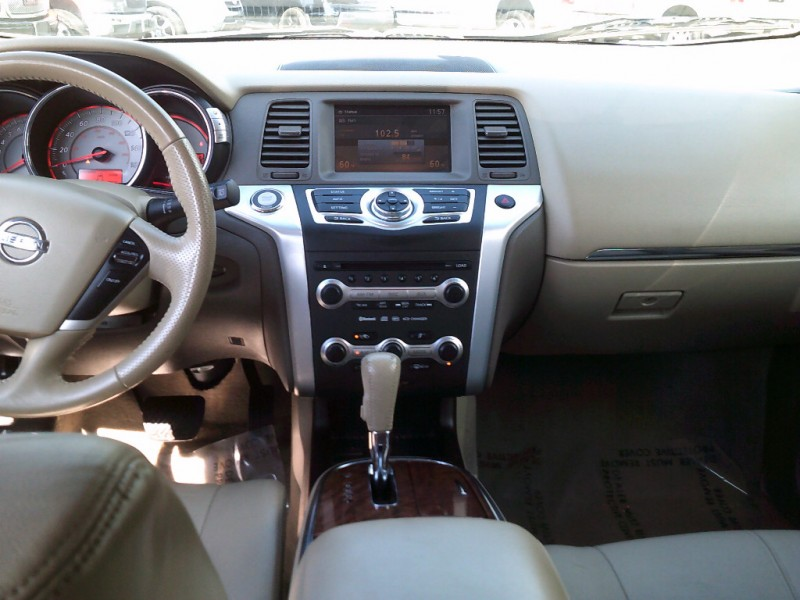 Nissan Murano 2009 price $6,995 Cash