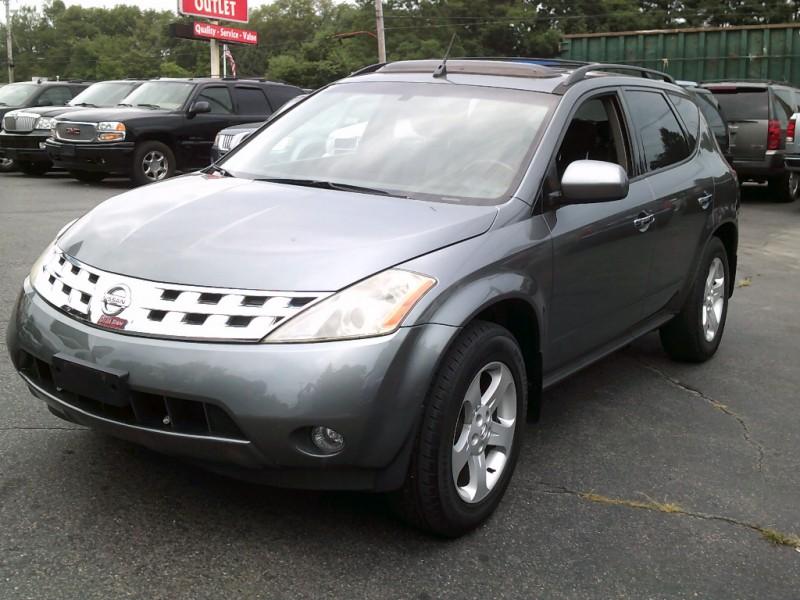 Nissan Murano 2005 price $6,995 Cash