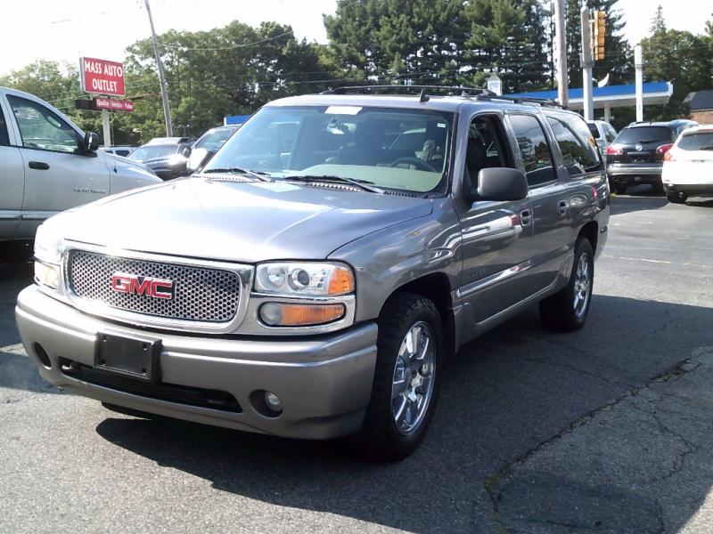 GMC Yukon XL Denali 2006 price $6,995 Cash