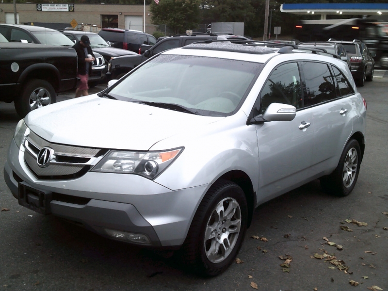 Acura MDX 2007 price $7,995 Cash