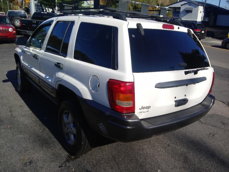 Jeep Grand Cherokee 2004 price $2,500 Cash