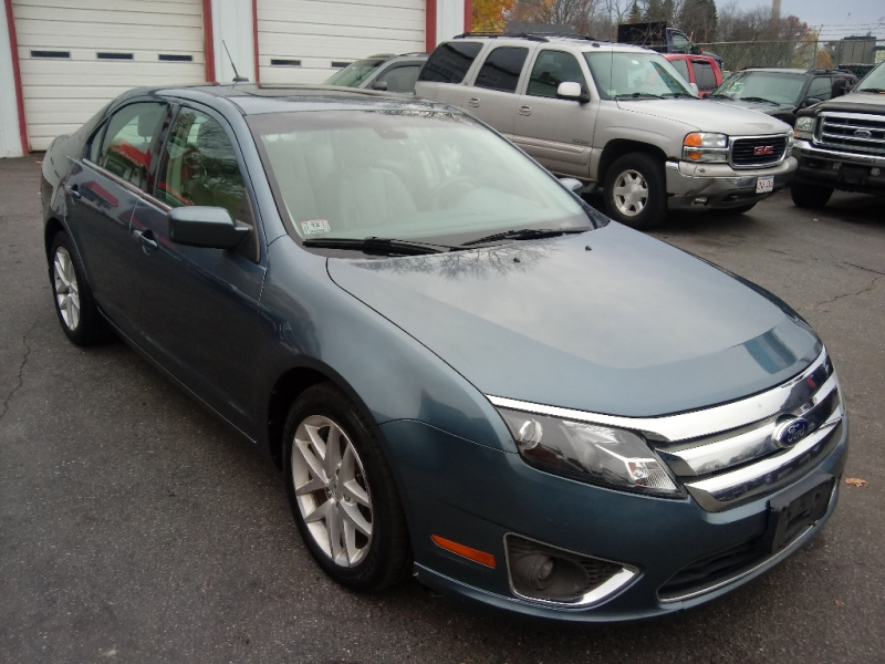 Ford Fusion 2012 price $5,995 Cash