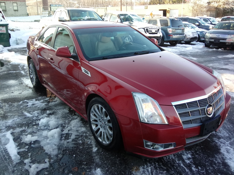 Cadillac CTS Sedan 2010 price $6,995 Cash