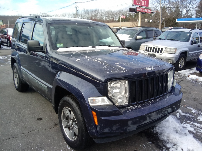 Jeep Liberty 2008 price $6,995 Cash
