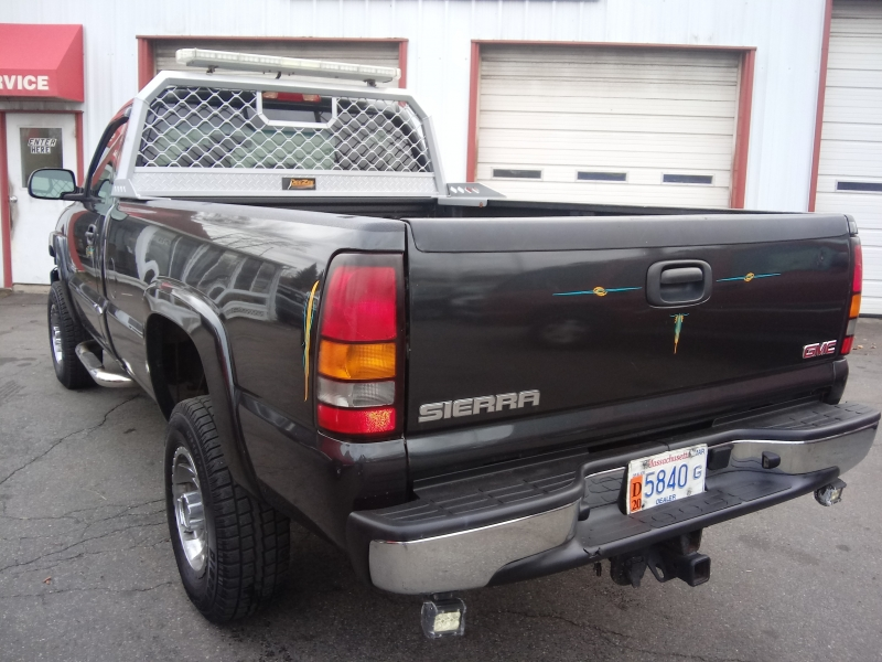 GMC Sierra 2500HD 2003 price $10,995 Cash