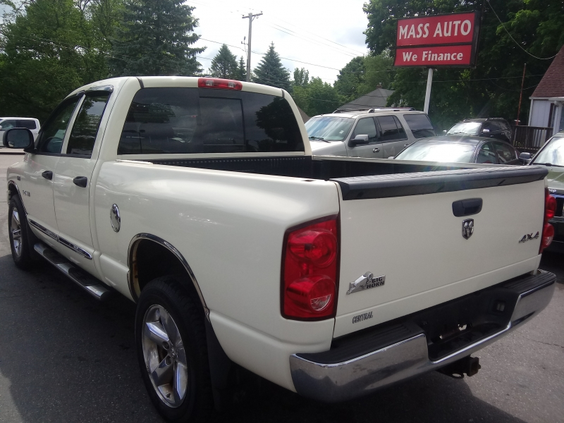 Dodge Ram 1500 2008 price $9,500 Cash