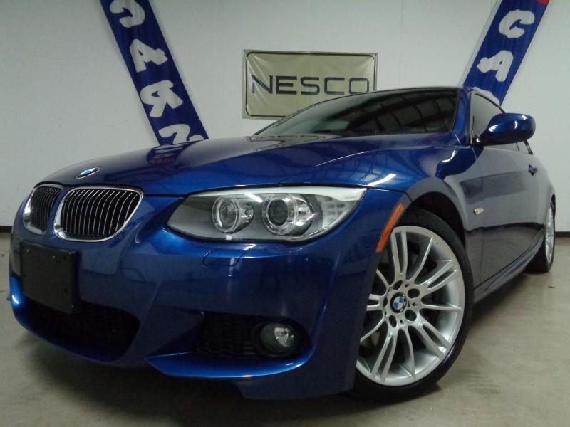 BMW I Coupe MSPORT PKG ONE OWNER HARMONKARDONK - 2012 bmw 335i m sport