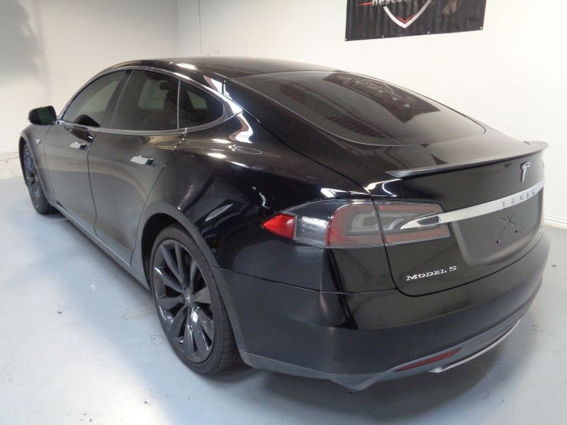 Tesla Model S 2012 price $34,995