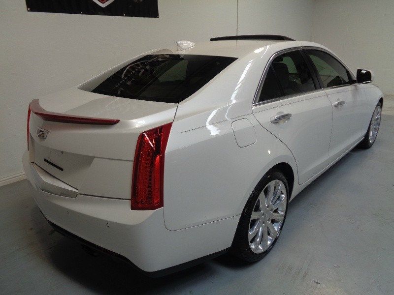 Cadillac ATS Sedan 2015 price $16,495