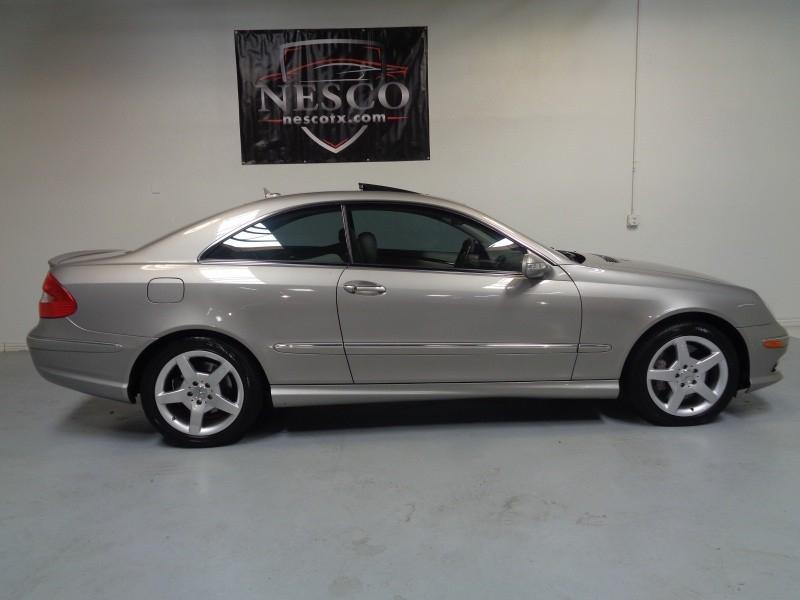 Mercedes-Benz CLK-Class 2007 price $10,495