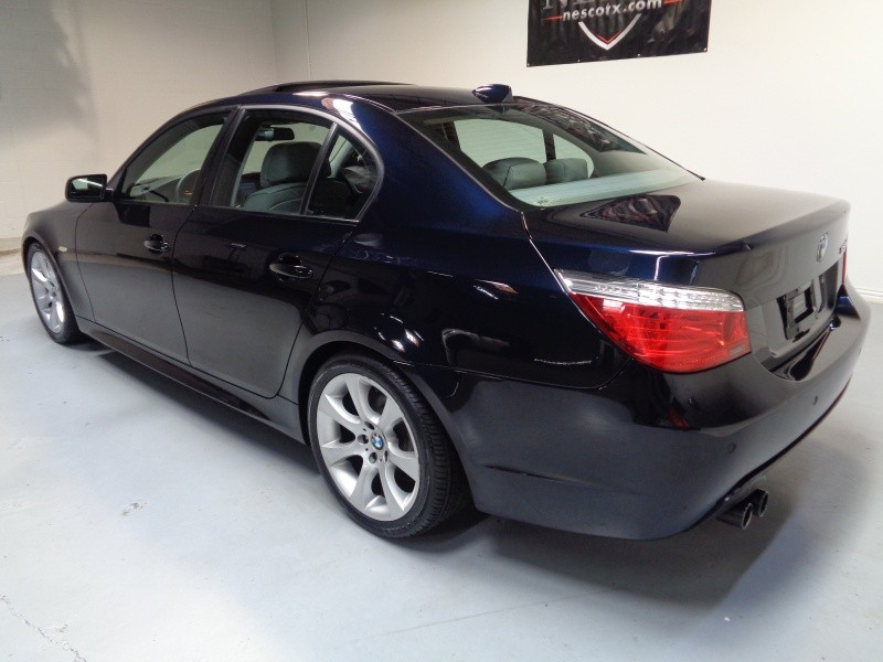 BMW 5-Series 2008 price $9,795