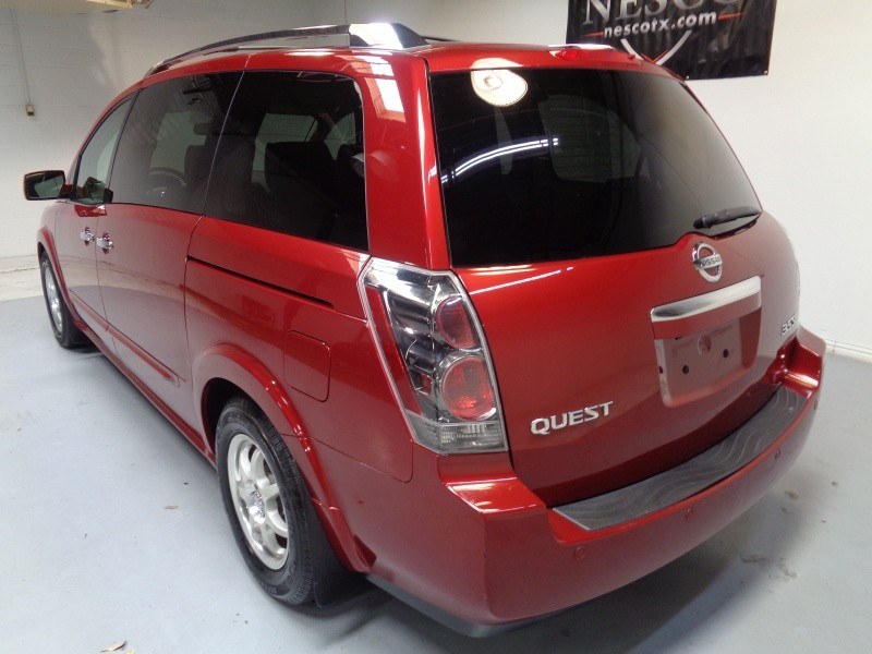 Nissan Quest 2007 price $4,995