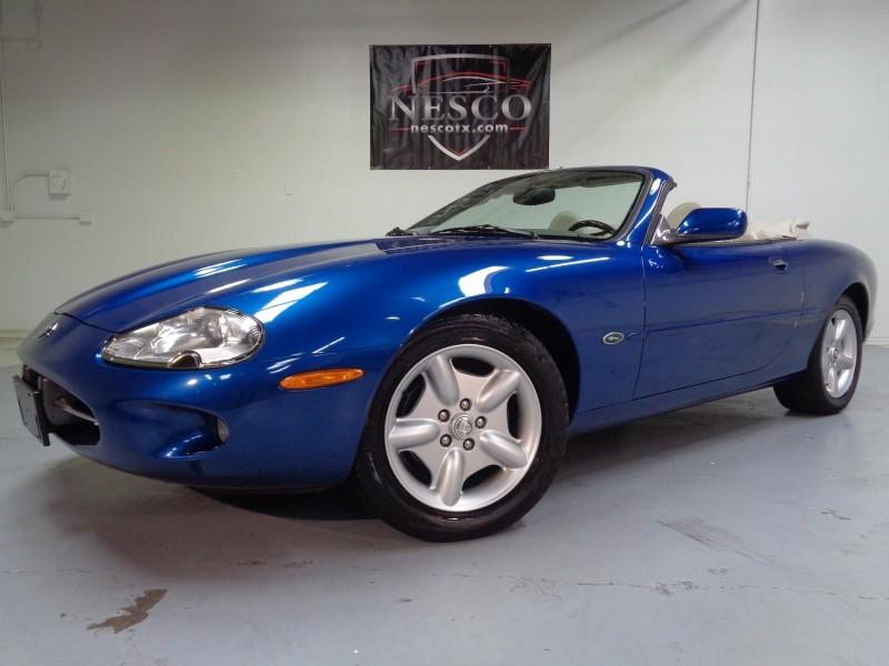 Jaguar XK 1998 price $7,995