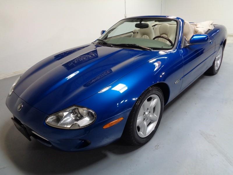Jaguar XK 1998 price $6,995